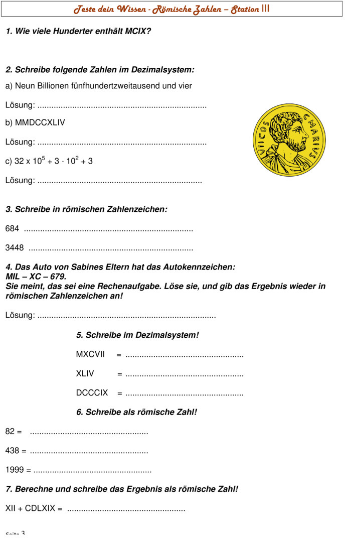 arbeitsblatt vorschule 187 mathearbeiten klasse 3 ebenbild