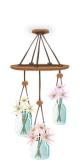 Windspiel, Dekorativ, Ornamente, Glas