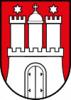 Coat of arms of Hamburg.svg