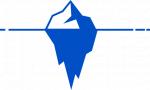 Eisberg Eisburg Eis Gletscher Gefroren Pol