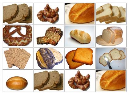 Brot, Brötchen, Croissant, Nahrung, Lebensmittel