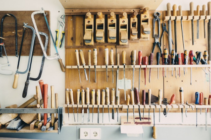 Werkzeuge, Werkstatt, Ausrüstung, Bau, Industrie