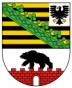 Wappen Sachsen-Anhalts